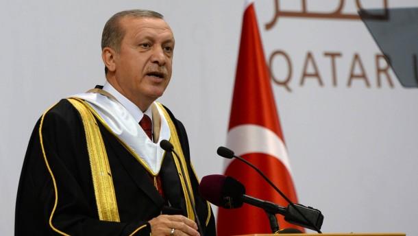 Russland wirft Erdogan persönliche IS-Verbindung vor