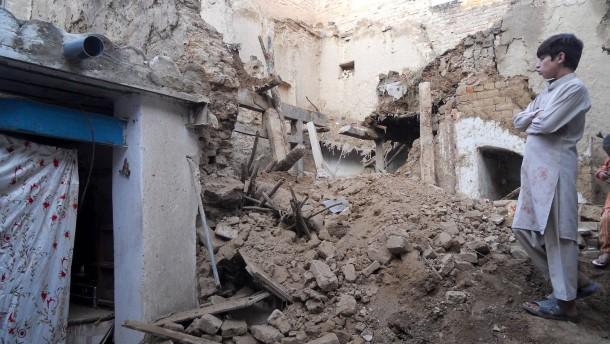 Taliban verhindern Hilfe in Afghanistan