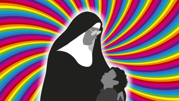 Die Nonne und der Autist