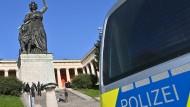 Unter Verdacht stehen 20 Münchner Polizisten. (Symbolbild)