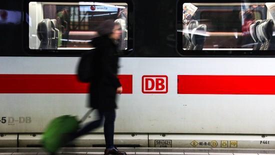 Einigung von Bahn und EVG