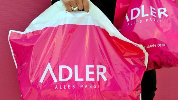 Modekette Adler stellt Insolvenzantrag
