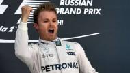 Nico Rosberg tritt ab