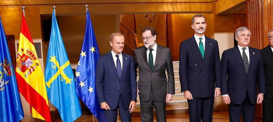 Spanische Regierung Will Zwangsmaßnahmen Gegen Katalonien Beschließen