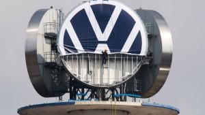 Volkswagen vergleicht sich in Australien