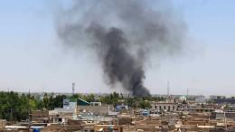 Nächster Anschlag in Afghanistan