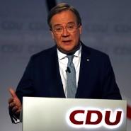 Der nordrhein-westfälische Ministerpräsident Armin Laschet (Archivbild)