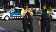 Was wir über den Anschlag in Barcelona wissen