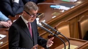 Tschechischer Ministerpräsident stellt Vertrauensfrage