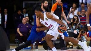 Europas Basketball holt auf