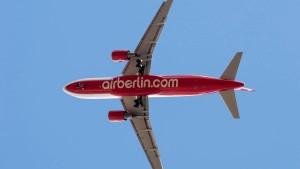 Air Berlin macht über 315 Millionen Euro Verlust