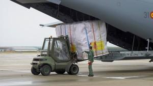 Die Nato kommt Spanien und Italien zur Hilfe