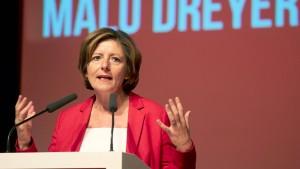 Wird Malu Dreyer die Lücke vorübergehend füllen?