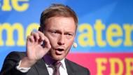 """FDP soll """"Ehe für alle"""" zur Koalitionsbedingung machen"""