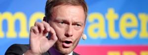 """Besteht auf eine """"Ehe für alle"""": FDP-Parteivorsitzender Christian Lindner"""