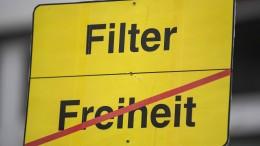 Offline protestieren, Offline einkaufen, Offline auf dem Hessentag