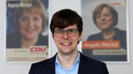 CDU-Direktkandidat Georg Günther tritt in große Fußstapfen