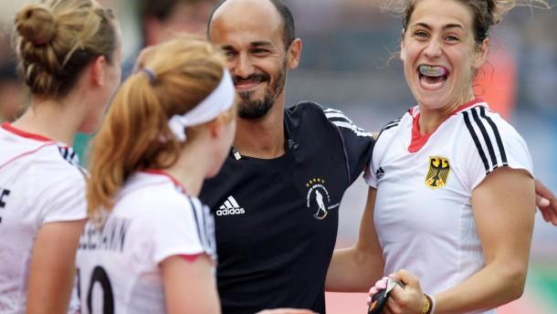 Damen-Team qualifiziert sich für Weltmeisterschaft