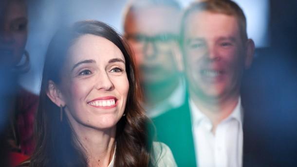 Jetzt muss Ardern Neuseelands Wirtschaft retten