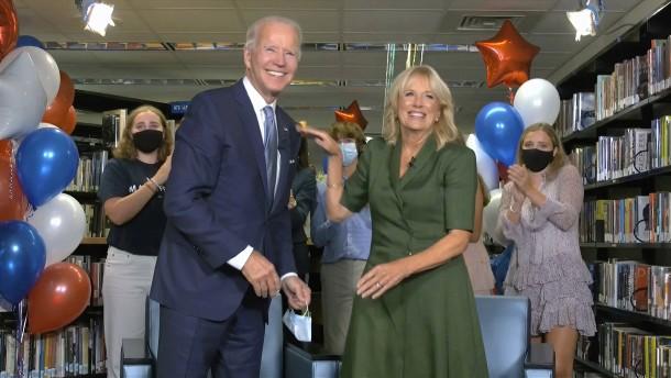 Demokraten küren Biden offiziell zum Präsidentschaftskandidaten