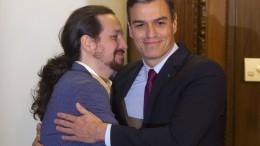 Sánchez könnte über den Haushalt stolpern