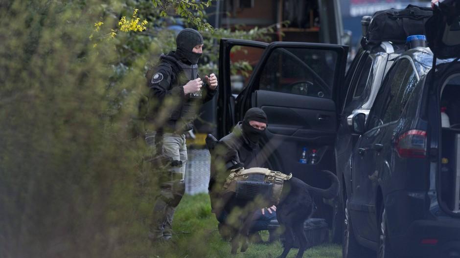 Polizei prüft Terrorverdacht