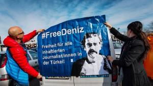 Yücels Haft könnte Annäherung an die EU beenden