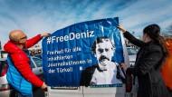 U-Haft für Journalist sorgt für Spannungen mit Türkei