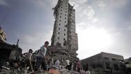 Amnesty International wirft Israel Kriegsverbrechen vor