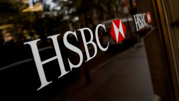 HSBC will bis zu 35.000 Stellen streichen