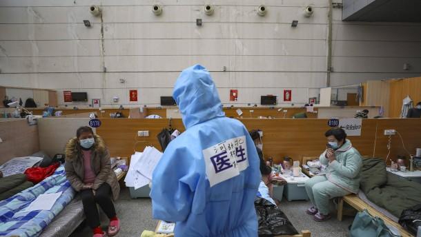 China verschiebt Nationalen Volkskongress wegen Coronavirus