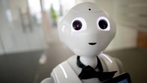 Warum Roboter jetzt sogar schwitzen