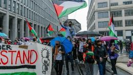 """""""Intifada heißt Volkswiderstand"""""""
