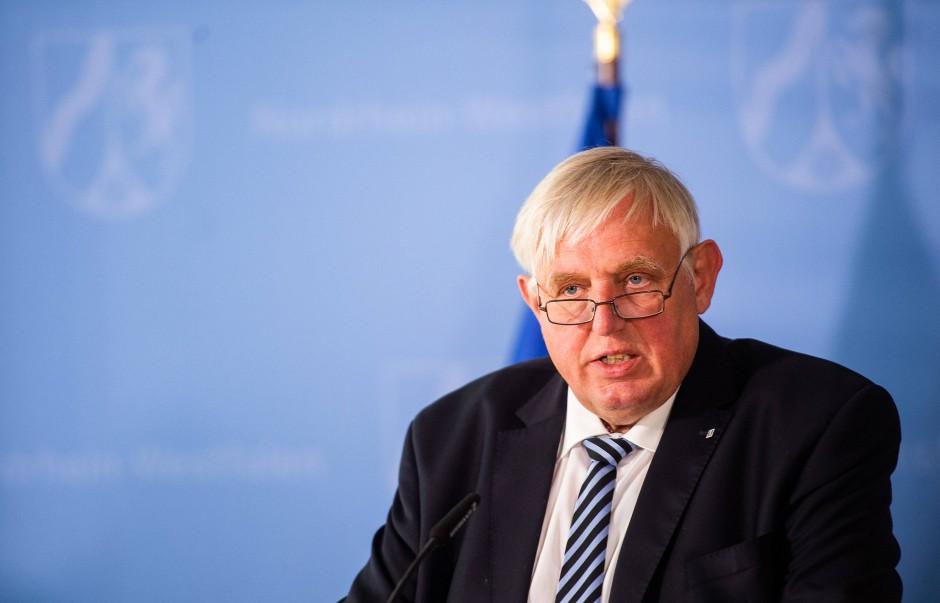 Der nordrhein-westfälische Gesundheitsminister Karl-Josef Laumann am 7. Juli 2021