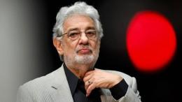 Oper von Los Angeles prüft Belästigungsvorwürfe gegen Domingo