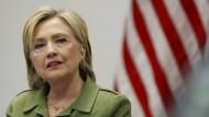 Hillary und  das liebe Geld