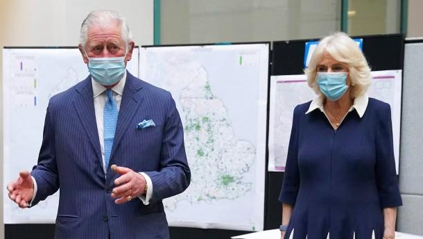 Großbritannien rätselt über die Erklärung der Königin