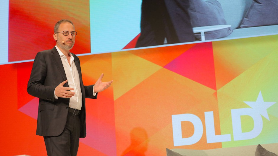 Venture-Kapitalgeber Yaron Valler von Target Global