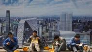 Moody's stuft Chinas Kreditwürdigkeit schlechter ein