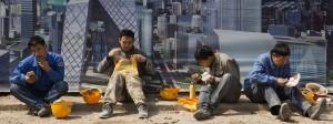 Schwierige Transformation: China setzt nach Jahren des Booms verstärkt auf den Dienstleistungssektor.