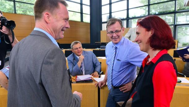 SPD: Wahl eines Linken-Ministerpräsidenten kein Problem