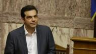 Tsipras entlässt linke Abweichler