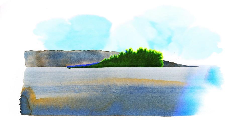 Die Insel Utøya