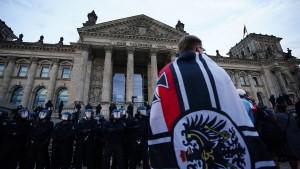"""""""Die Leute wurden sofort von der Reichsbürgerideologie absorbiert"""""""