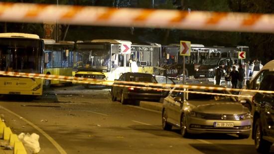 Türkische Polizei veröffentlicht Videos vom Anschlag