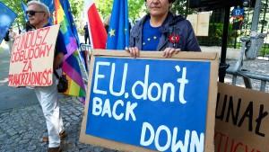 Botschaft aus Brüssel nach Warschau