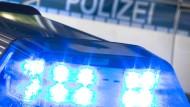 Totschlag in einem Offenbacher Männerwohnheim: Das Opfer ist noch am Tatort gestorben.