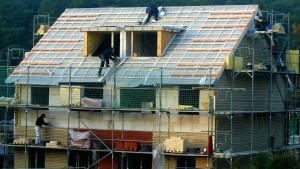 Kaum noch Bearbeitungsgebühren für Baukredite