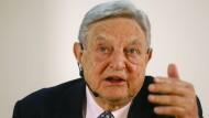 George Soros droht Steuernachzahlung in Milliardenhöhe