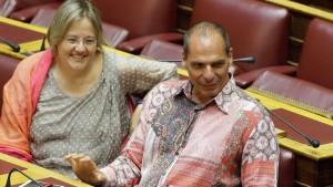 Varoufakis in Hochverrats-Ermittlungen entlastet